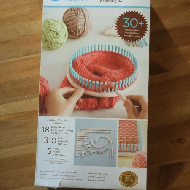 Find More Martha Stewart Knit Weave Loom Kit For Sale At Up To 90 Off
