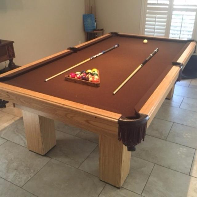 Best Boessling Bandera Pool Table For Sale In San Marcos Texas For - Boessling pool table
