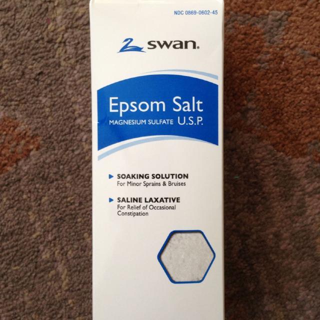 Best New Unopened 32oz Epsom Salt Expires 10 15 For Sale In St Cloud Minnesota For 2020
