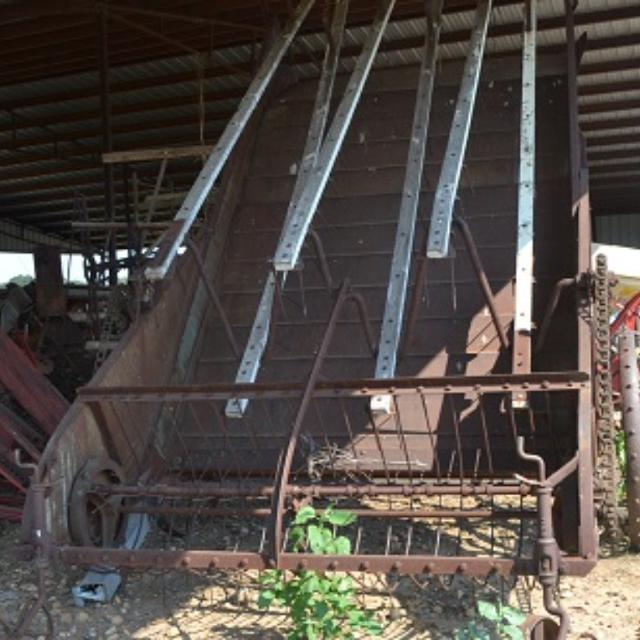 best horse drawn loose hay loader for sale in temple texas for 2019