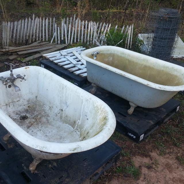 Find more Antique Clawfoot Tub for sale at up to 90% off