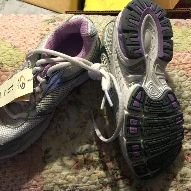 8bfecf65e8b7b Best Nwt Girls Champion Tennis Shoes Size 1 1 2. for sale in Sarver ...