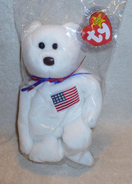 2328419b5f1 Best Beanie Baby Original Liberty Bear Usa for sale in Boyertown ...