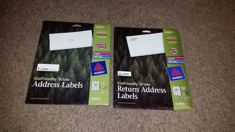 Best Return Labels And Address Labels Great For Wedding Envolpes For