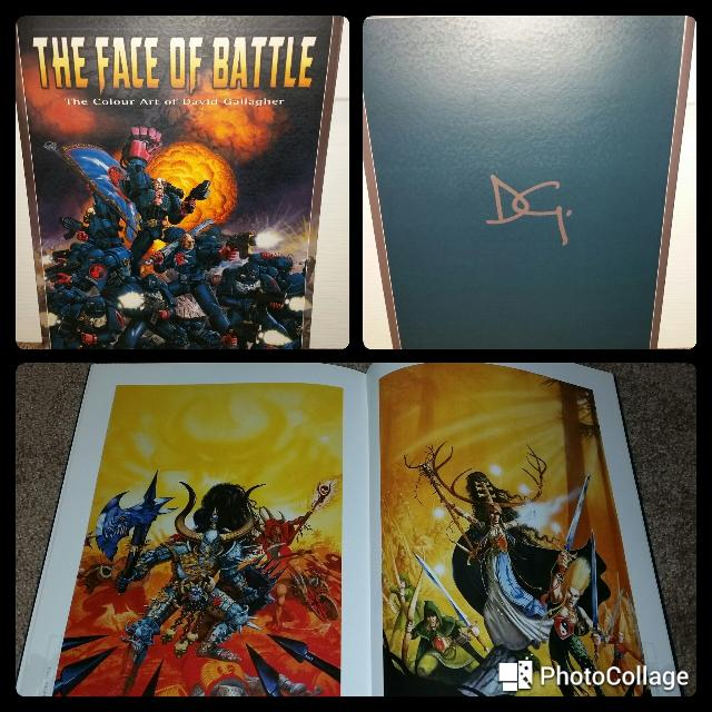 Best Warhammer The Face Of Battle Like New For Sale In Potranco
