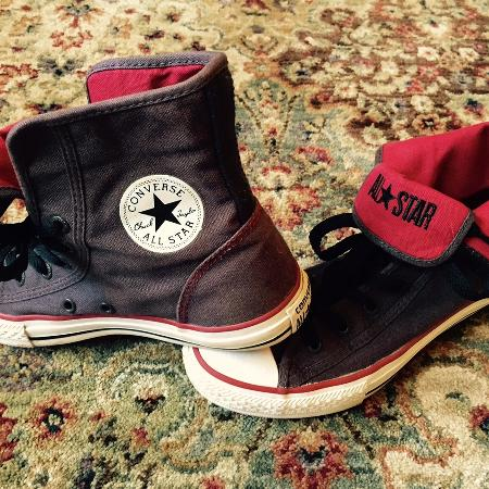 Youth 5 Converse Chuck Taylor All Star Sneakers