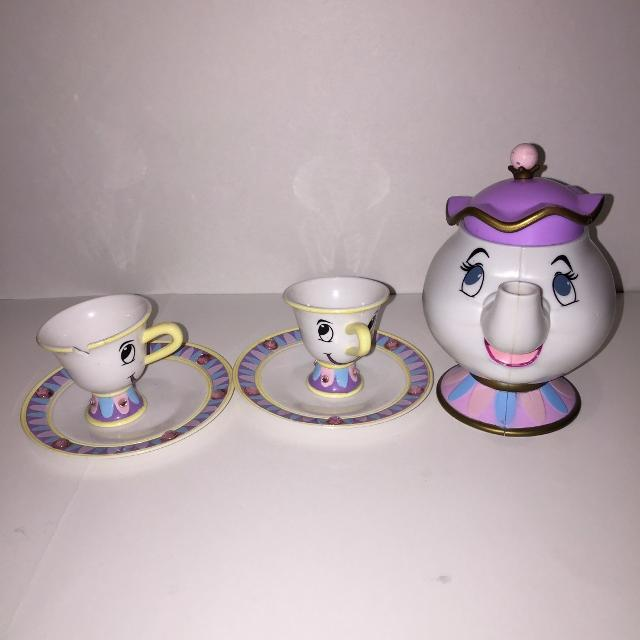 Find More Beauty And The Beast Teapot Cartoon Mug Mrs Potts Chip