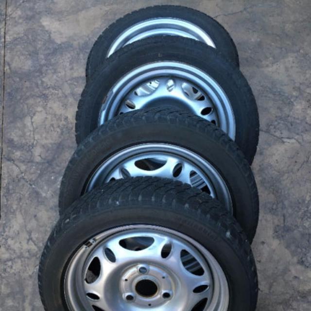Smart Car Winter Tires