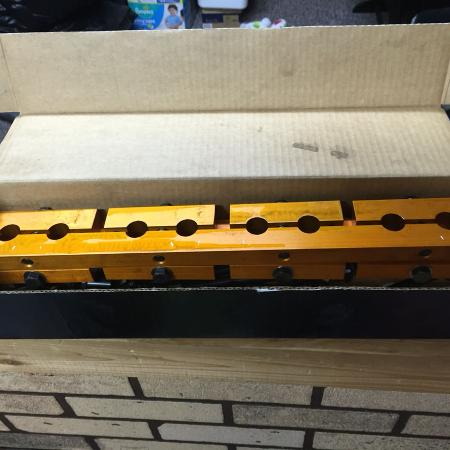 Used, Small block Chevy roller rocker cradle for sale  Canada