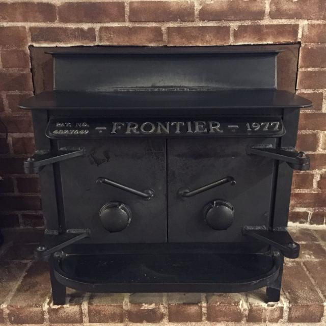 Frontier Wood Stove 1977 - Find More Frontier Wood Stove 1977 For Sale At Up To 90% Off