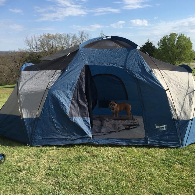 Greatland Outdoors 8 person tent