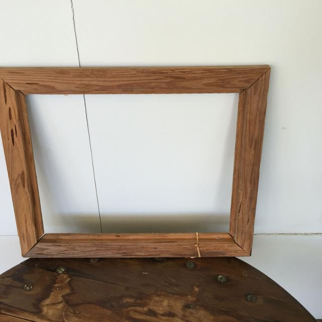 Find more 23x19 Pecky Cypress Frame. No Glass. for sale at up to 90% off