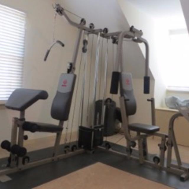 DRASTICALLY REDUCED Marcy Home Gym MWM-1801