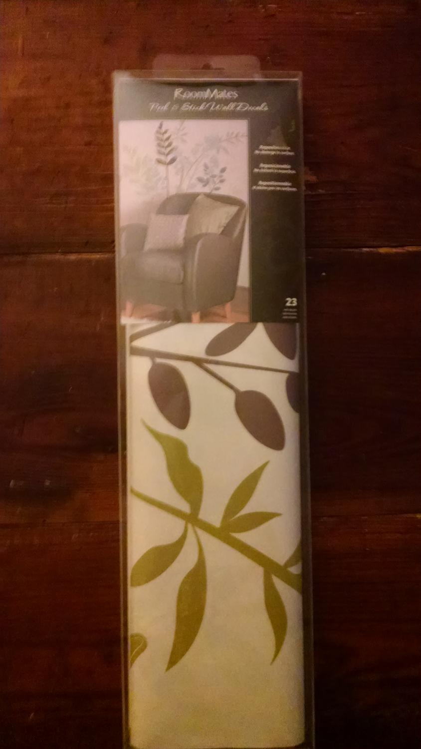 Roommates Peel Stick Wall Decals Brand New Price At Ac Moore 2499 Asking 1000