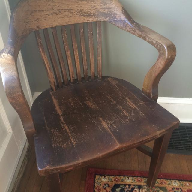 Find More Antique Distressed Wood Barrel Chair For Sale At Up To 90 Off