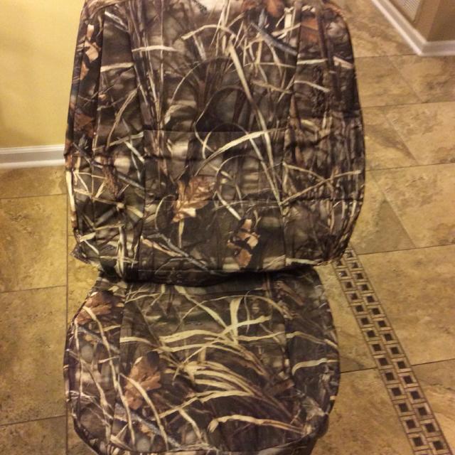 Dodge Ram seat covers