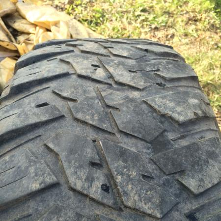 2 tires low tread for sale  Canada