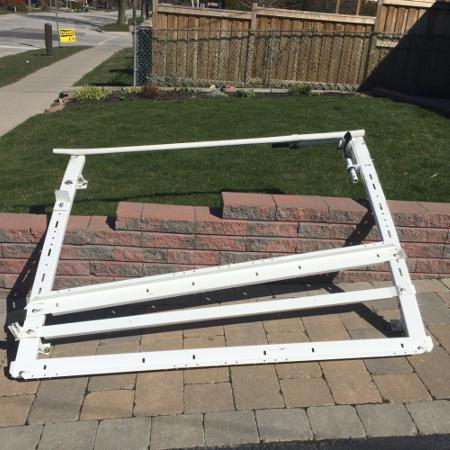 Ladder Roof Rack, used for sale  Canada