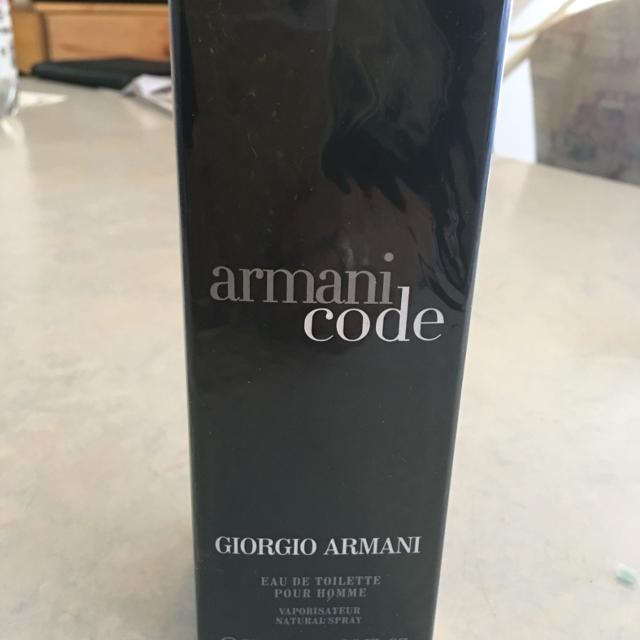 61bee4cd0b74 Find more Brand New In Sealed Box! Armani Code Men's Cologne Edt 2.5 ...