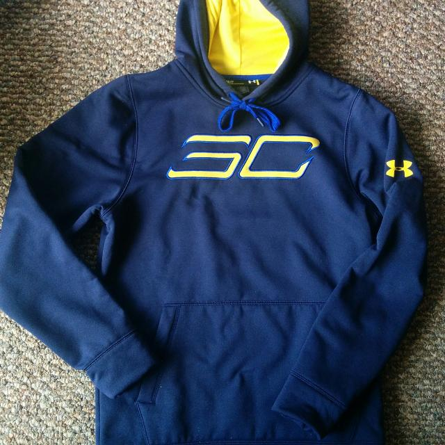 quality design 66081 48ff1 Under Armour Stephen Curry Sweater
