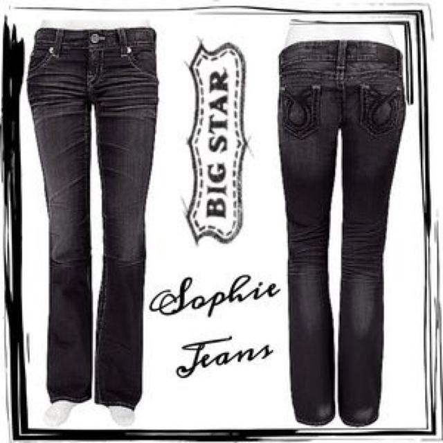 d9a707d9ce3 Find more Buckle $118 Big Star Sophie Boot Cute Black / Gray Jeans ...