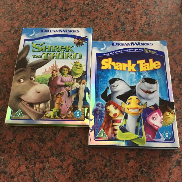 shark tale dvd release date