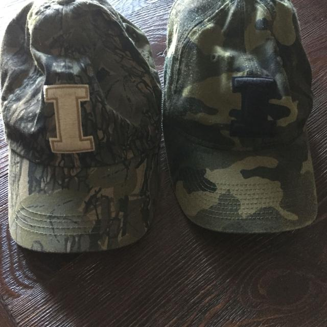 Find more 2 Illini Camo Ball Caps for sale at up to 90% off cb11901a094