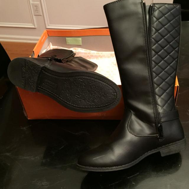 4a07de44539e Best Girls Size 3 Black Boots for sale in Mooresville