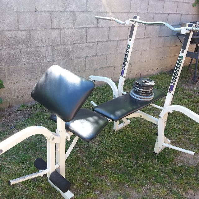 weights bench assorted fcfs with more find weight i competitor