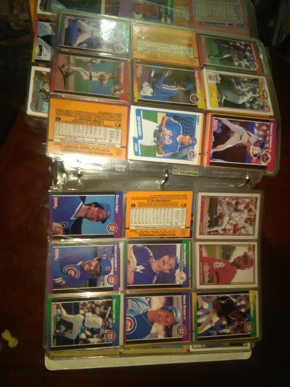 Topps Baseball Collection Album
