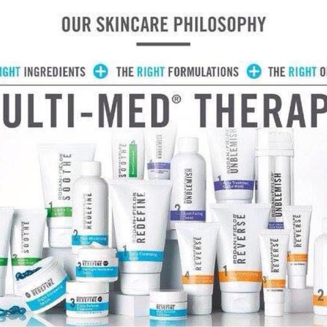 Rodan & Fields Skin Care in Calgary, Alberta for 2018