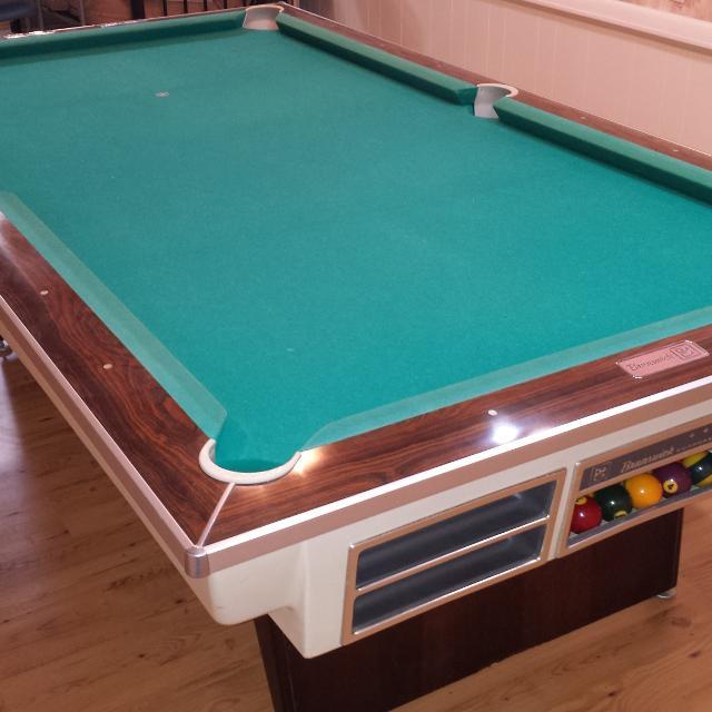 Find More Brunswick Monarch Model Gz Pool Table For Sale At Up - Brunswick monarch pool table for sale