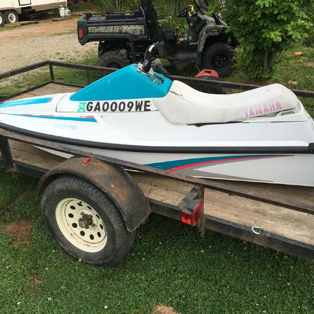 38ff8e43398b Find more 1993 Yamaha Waverunner 500. 1000  Obo Will Trade For ...