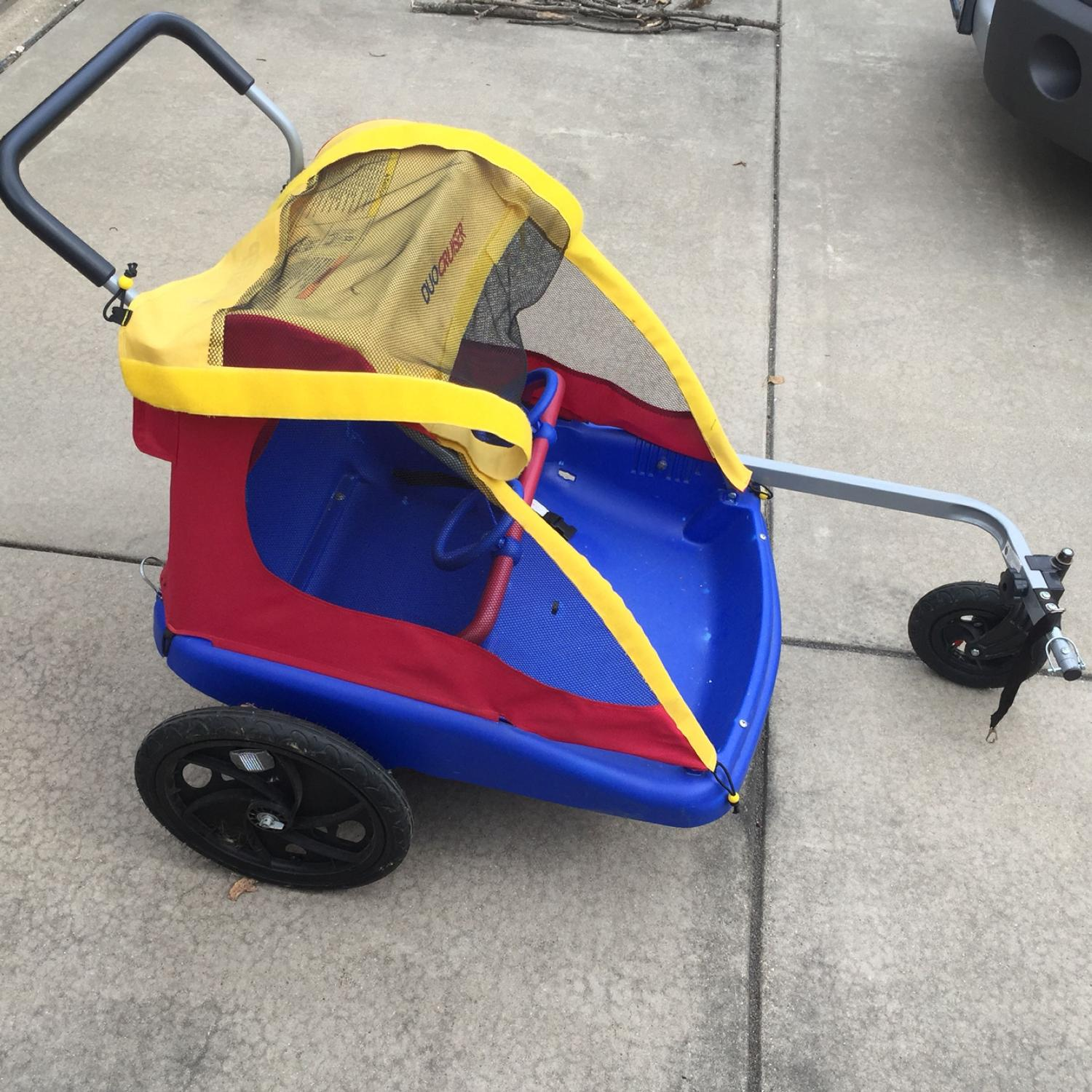 Find More Instep Duo Cruiser Bike Trailer For Sale At Up To 90 Off