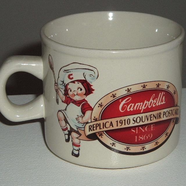 Best New Westwood Campbells Soup 1994 Replica 1910 Souvenir Postcard ...