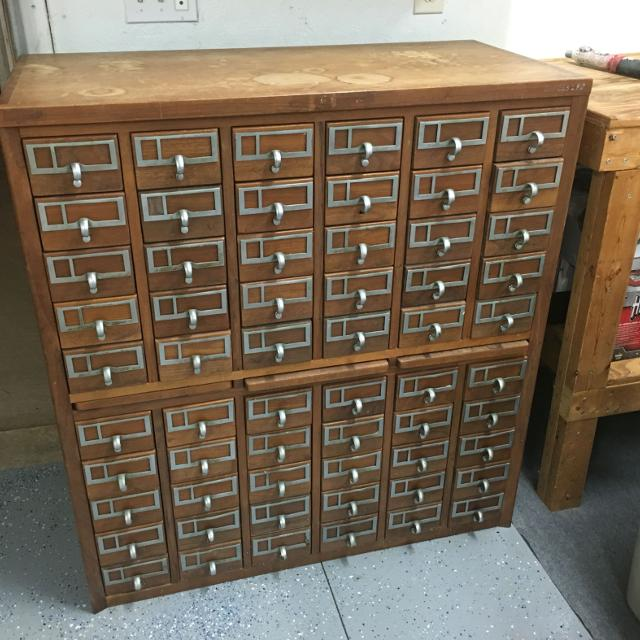 Antique library card catalog cabinet - Find More Antique Library Card Catalog Cabinet For Sale At Up To 90% Off