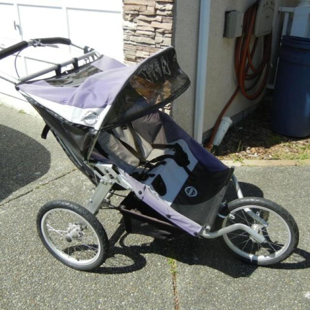 Find more Running Room Double Jogging Stroller for sale at up to ...