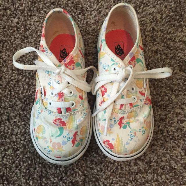 f73d080acb Find more Kids Little Mermaid Vans. for sale at up to 90% off
