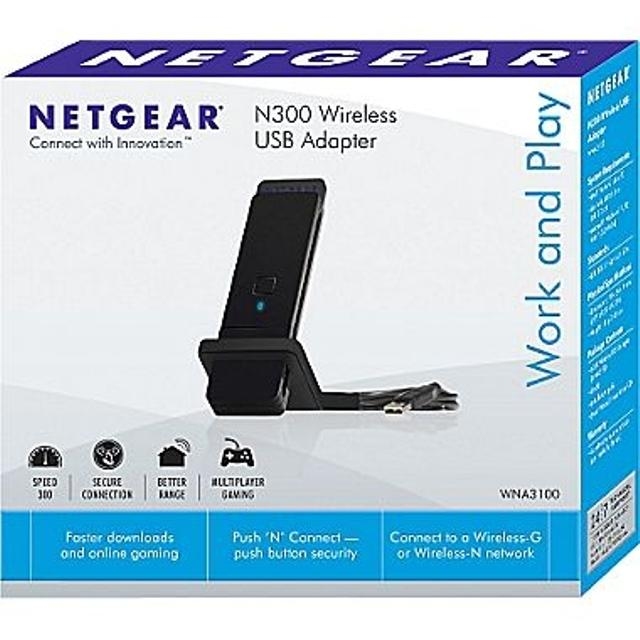 n300 wireless usb adapter setup