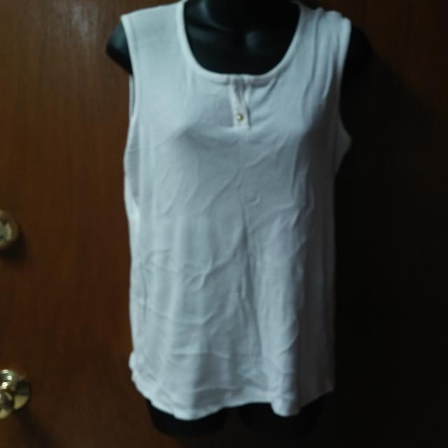 Best Coral Bay Brand Petite Size Large Blouse 8 For Sale In Mount