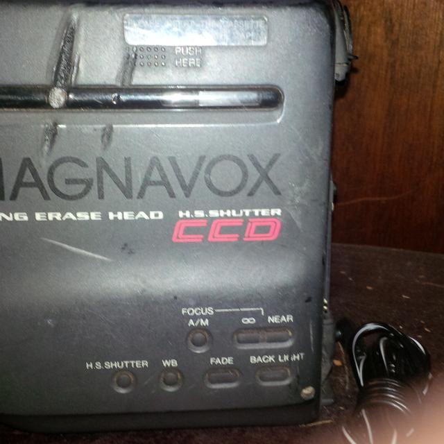 Magnavox Camcorder