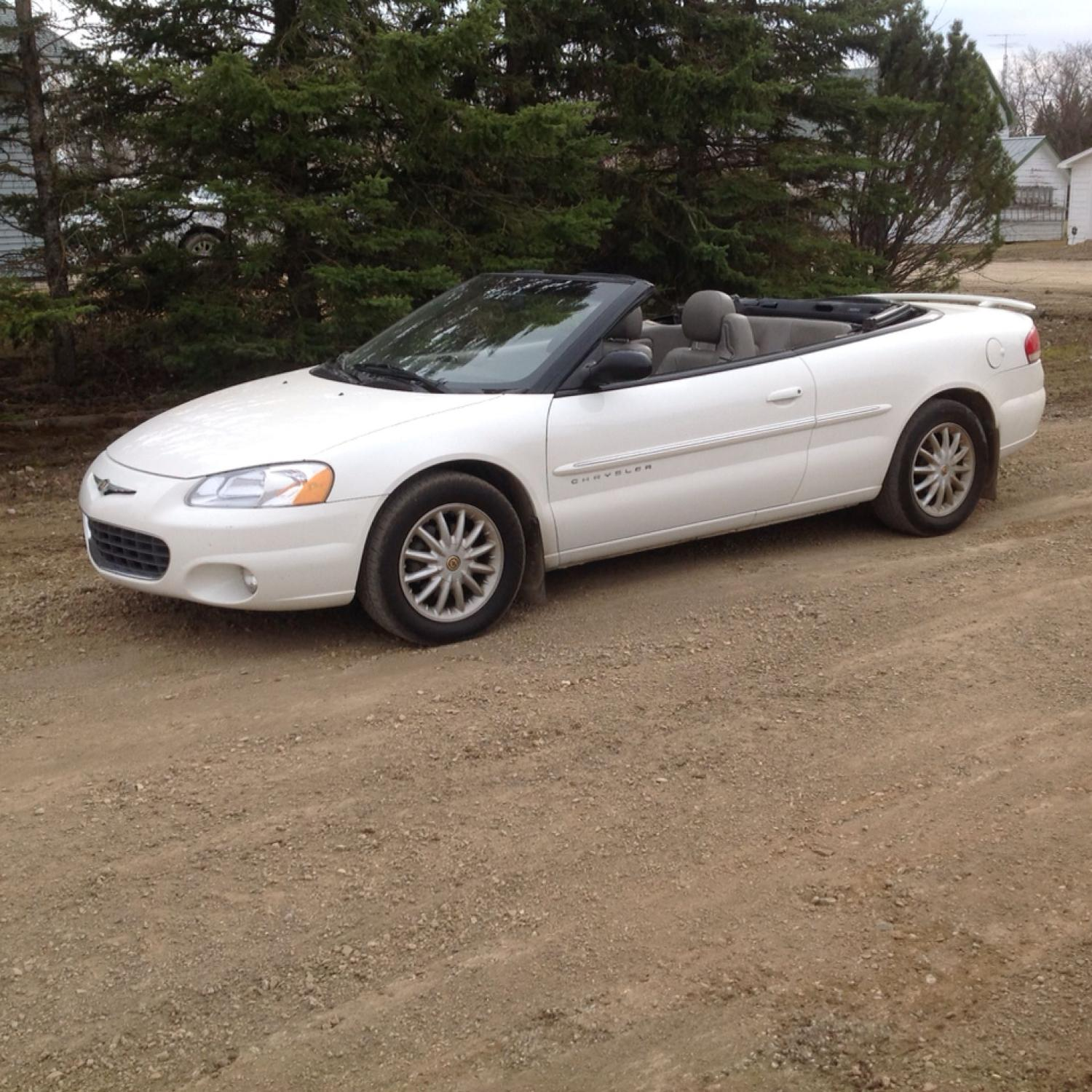 Best 2001 Chrysler Sebring Lxi Convertible For Sale In