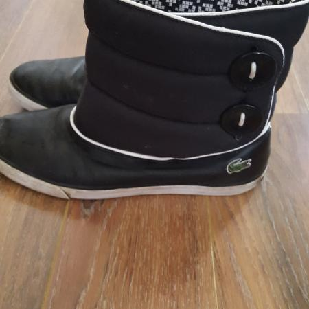 Lacoste boots size  7-8 for sale  Canada