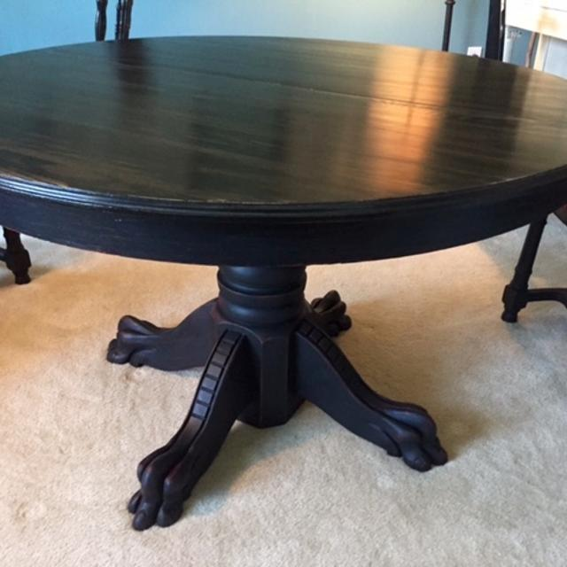 Find More Black Claw Foot Table For Sale At Up To Off - Claw foot dining room table