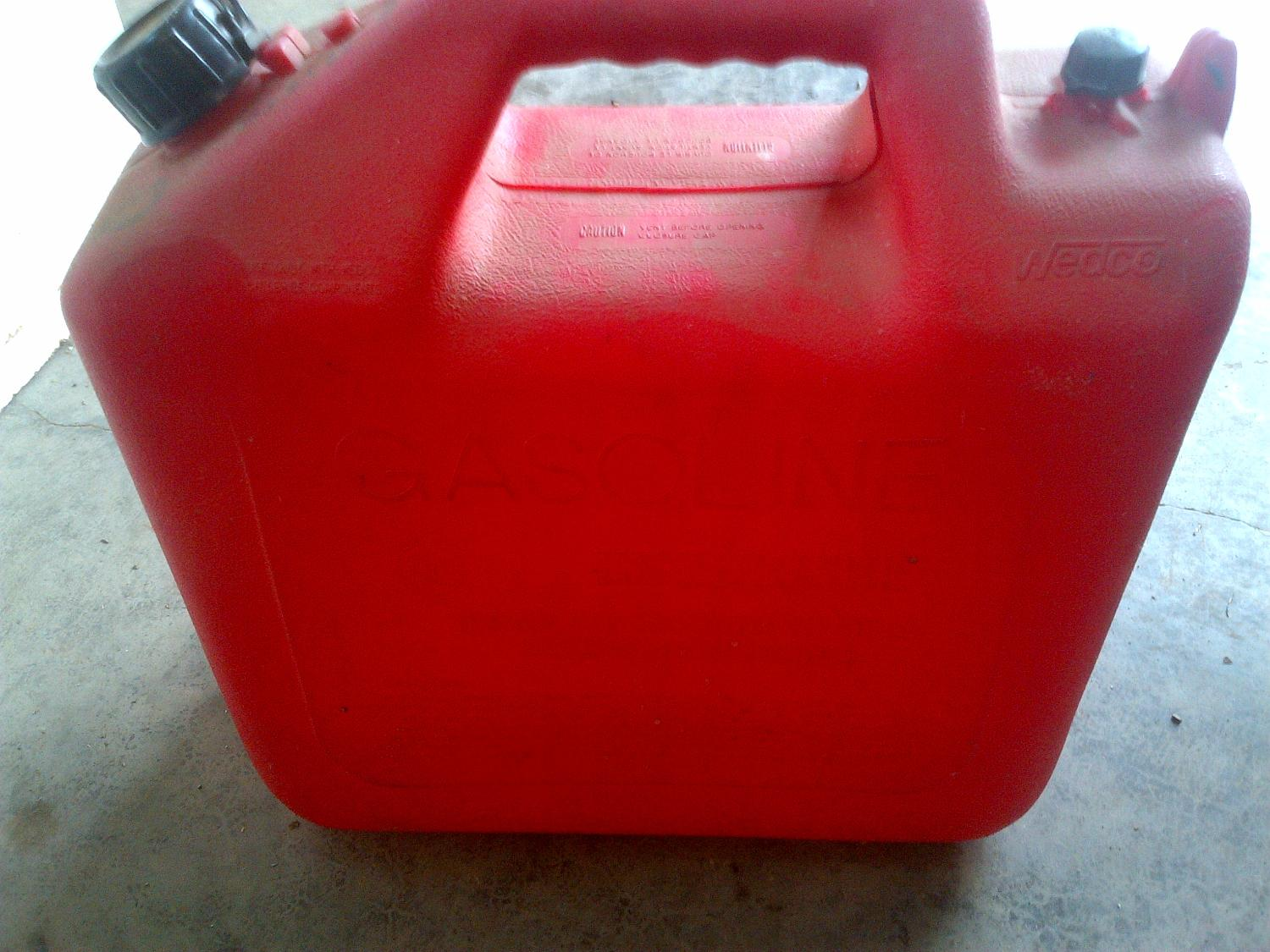 Plastic Gas Cans >> Plastic Gas Cans