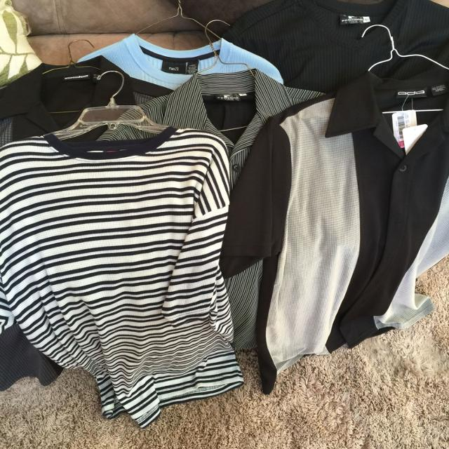 Find More Six Large Dillard S Men S Shirts Nice One Has Tickets On