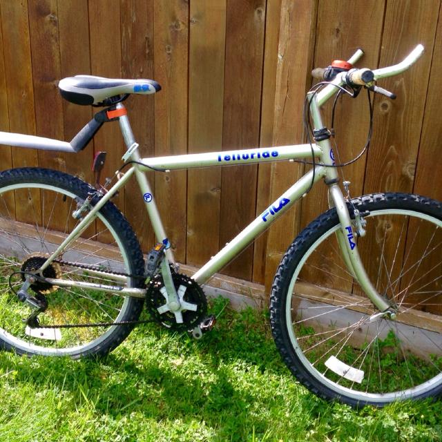 2cb677c488f5 Find more 18 Speed Fila Telluride Bike for sale at up to 90% off