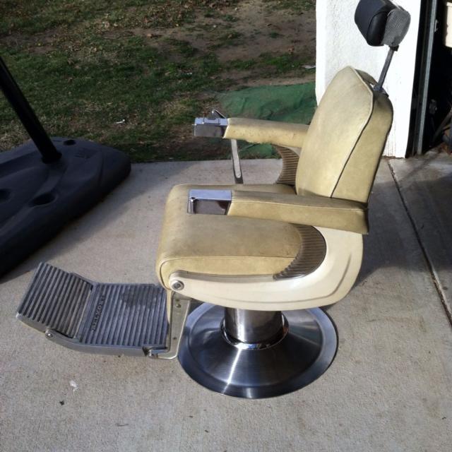 Belmont Barber Chair >> Belmont Barber Chair