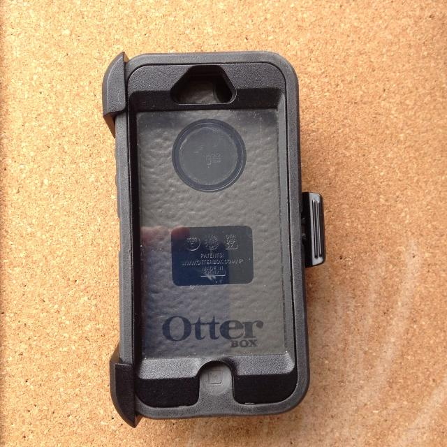 100% authentic 60f5a e4b4f Otterbox Defender for iPhone 4/4s 6930C with Belt Clip and Screen Protector