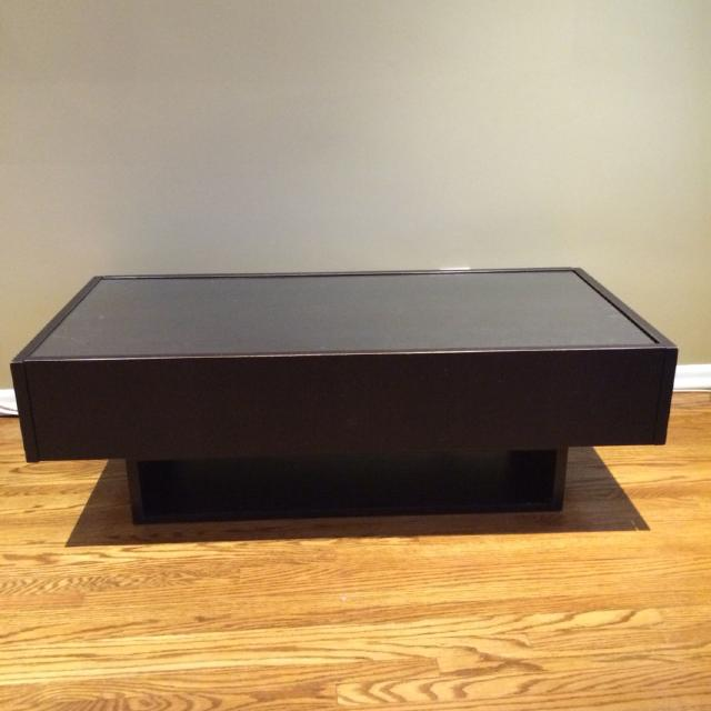 Find More Ikea Ramvik Coffee Table With Storage Price Reduced For
